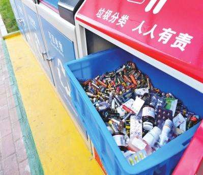 郑州9个区相继选址建立垃圾分拣中心