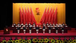 中国少年先锋队许昌市第四次代表大会召开