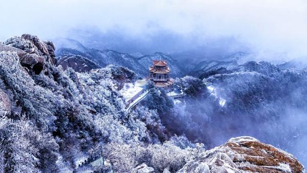 嵩县:冰雪盛宴活跃冬季文旅惠民消费市场