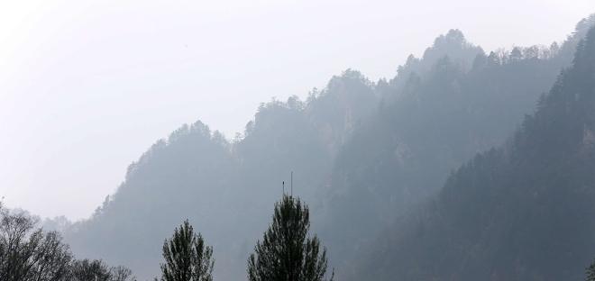 中原避暑地 西峡老界岭