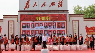 商城县:让文明乡风润泽农村大地