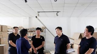 确山县:提琴产业大发展 炎炎夏日再调研