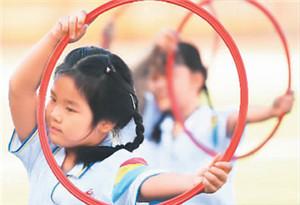 开学季 运动健身成为青少年的热门选择