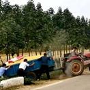 路遇被困车辆 西平县警民合力救援