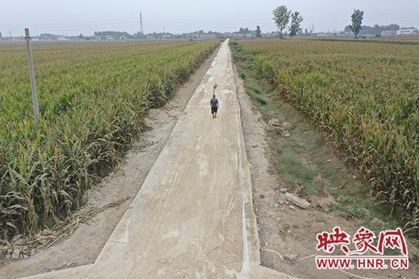 商丘市睢阳区农业农村局加快高标准农田建设