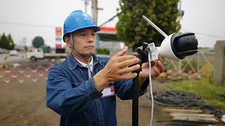 长葛市供电公司以科技提升助推安全监督
