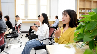 许昌中院文联文学协会举行读书交流活动