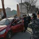 商城县开展非法营运车辆集中整治行动