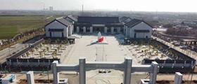 杨靖宇将军纪念馆改扩建项目已经基本完工