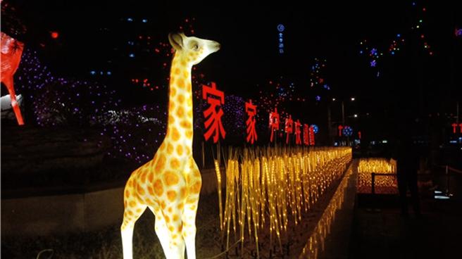 年味浓,夜太美!这组郑州的夜景图谁看谁惊艳
