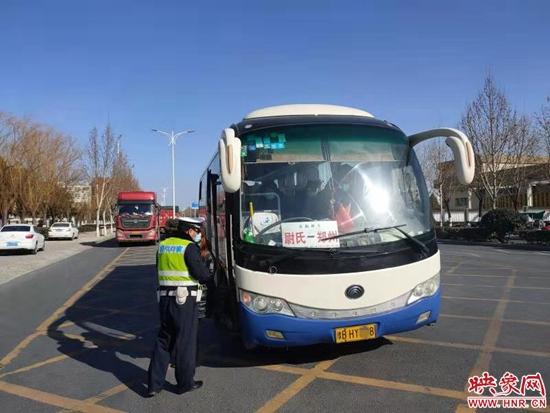 2021年春运开启,郑州航空港区交警准备好了