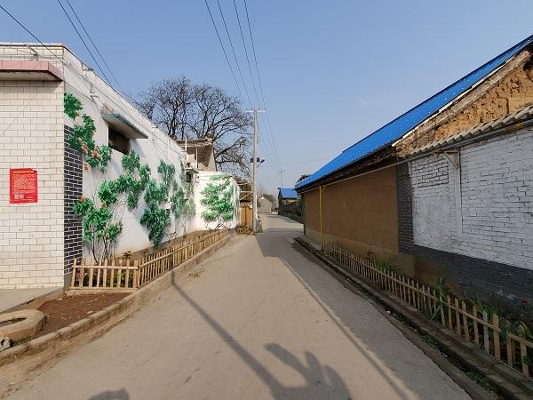 宝丰县全民参与建设宜居乡村