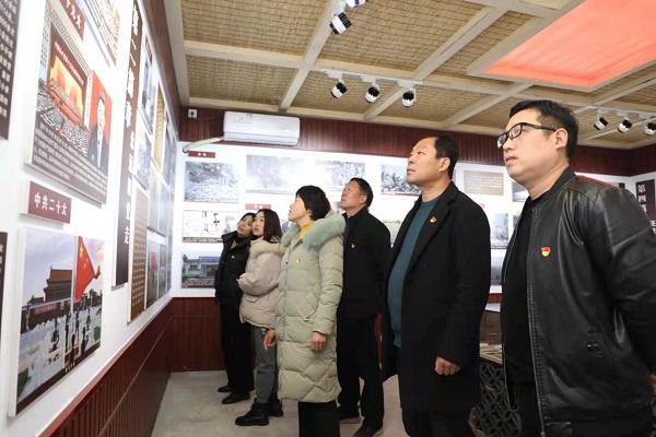 宝丰县:党史村史馆留住乡村历史印记