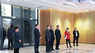 农业农村部领导视察泌阳夏南牛科技文化展馆