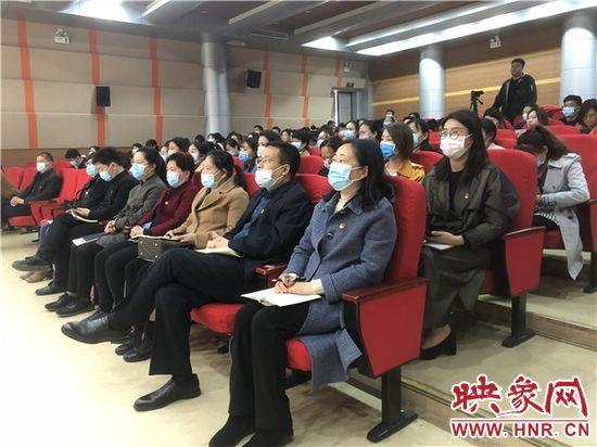 郑州市管城回族区港湾路小学:学党史 悟思想 迈进新征程