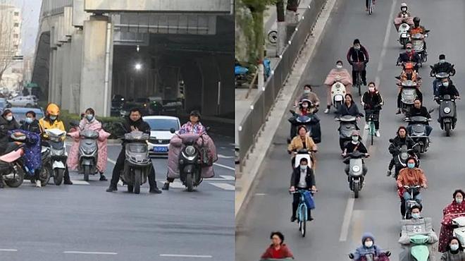 注意!郑州骑乘电动车不戴头盔5月1日起开罚