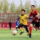 内乡县首届校园足球赛在南阳市示范性综合实践基地举行