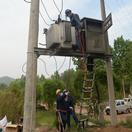 汝州市供电公司加强电网改造