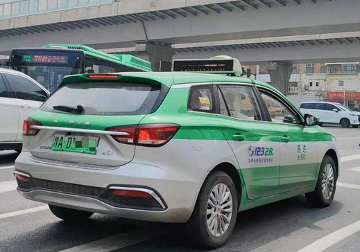 2021年年底前 郑州市区出租车将换为纯电动