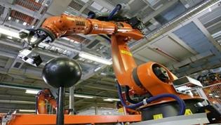中国机器人产业产值破千亿元