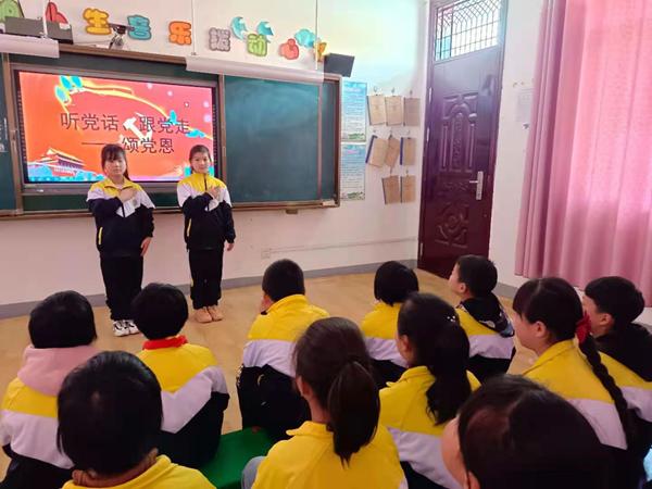 西平县出山中心校积极开展系列活动