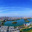 淮滨:以水润城 构建绿色水系网