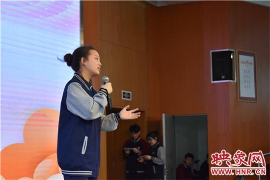 郑州11中第22届校园十佳歌手大赛用歌声献礼建党100周年