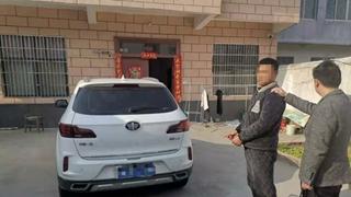 平舆刑警成功侦破一起盗窃车内物品案