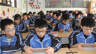"""平板电脑是""""电子教学""""的必备品吗?"""