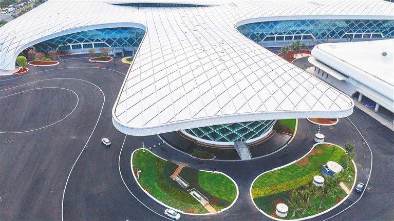 首届中国国际消费品博览会5月将在海口举行