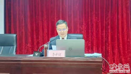 郑州航空港实验区检察院开展送法进乡村活动