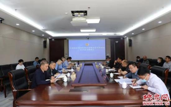 郑州航空港实验区检察院召开公益诉讼专项监督活动暨优化营商环境征求意见座谈会