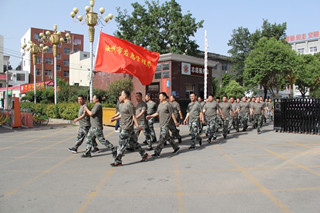 汝州市应急管理局开展应急救援竞赛系列活动