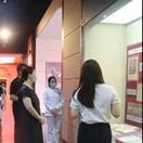 """商丘市第五人民医院学习参观""""商丘百年荣光""""党史图片展"""