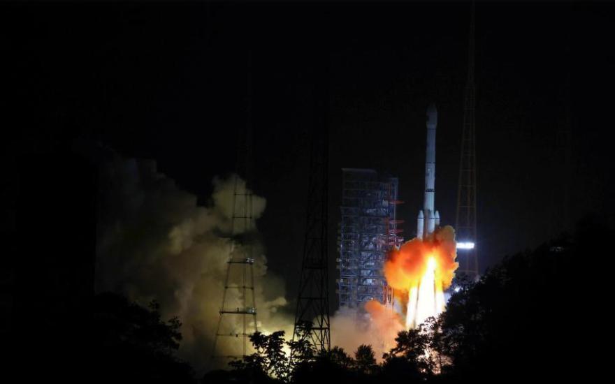 中星9B卫星成功发射 将显著提高我国直播卫星传输性能
