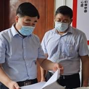 开封市委统战部领导到西姜寨乡进行调研