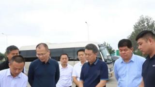 兰考县召开第19次重点项目调度会