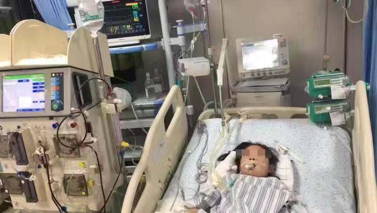 新乡患病女童到北京了!600公里三省联动 架起生命的护航线