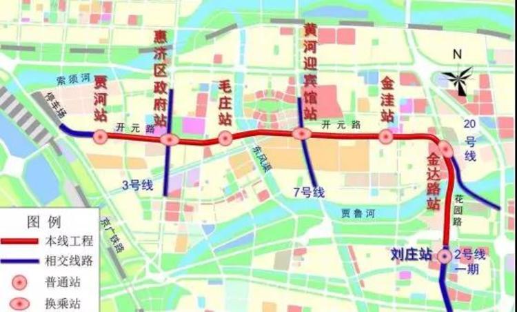 郑州地铁2号线与城郊线大小交路怎么跑?快来看看