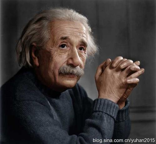 """爱因斯坦高中时数学不好?成绩单显示他是""""学霸"""""""