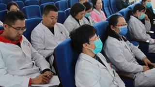 永城市妇幼保健院召开秋冬季疫情防控工作会议