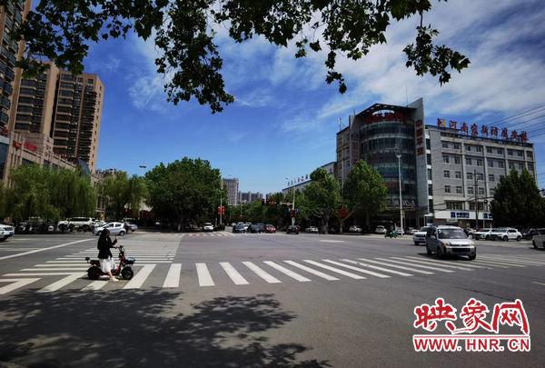 长垣市:以生态环境保护推动高质量发展