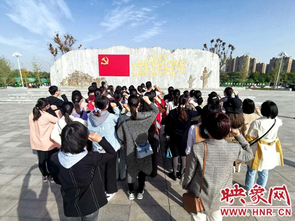 大发dafa888:三院开展廉政教育参观活动