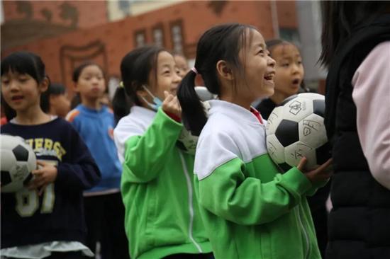 郑州市金水区文化绿城小学:体教融合,探索新的发展思路