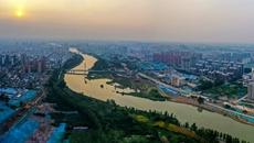 三川交汇周家口 满城文化半城水