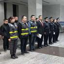 林州法院执行局凌晨突袭 12名被执行人当场被抓