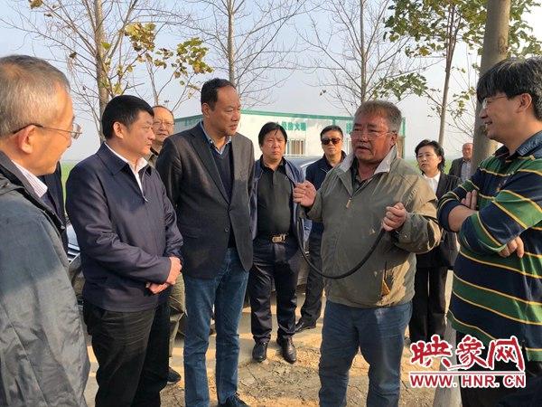 西平县拟打造现代智慧农业示范区 打造民心工程