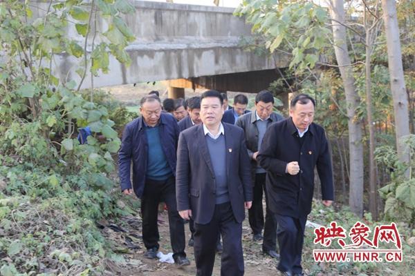 河南杞县:问渠哪得清如许 唯有黄河引水来