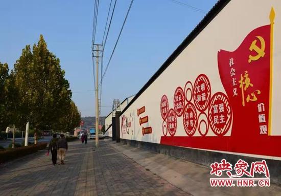 洛阳槐新街道:打造新天地 扮靓城市新形象