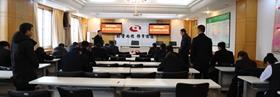 鹿邑农商银行组织开展客户经理持证上岗考试